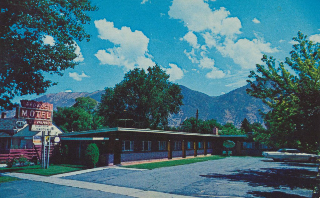 Redwood Motel - Provo, Utah
