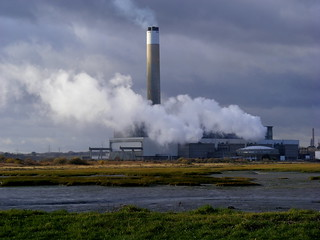Clouds and Clouds - Fawley Power Station | by Hythe Eye