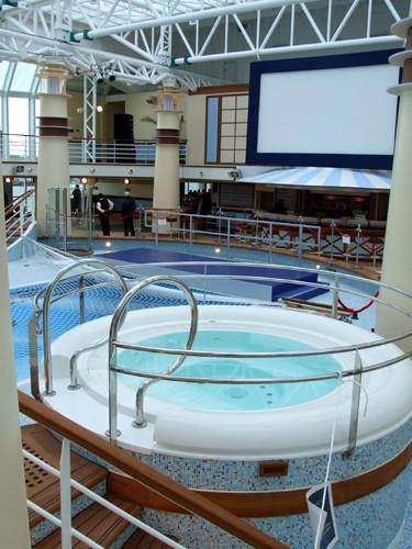 P Amp O Ventura Beachcomber Pool And Bar Deck 15 No