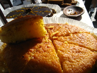 Lemon sponge cake | by adactio