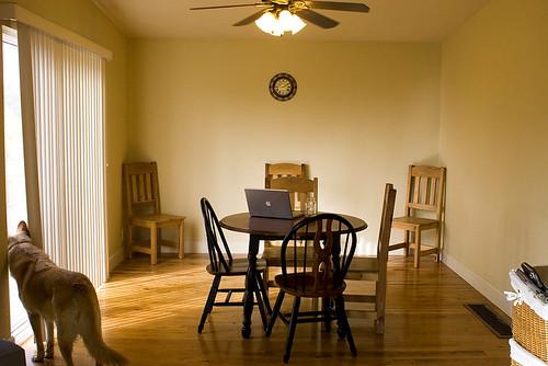 Slate Dining Room Table Set