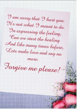 sorry greeting cards  a beautiful way to say sorry to someo…  flickr, Greeting card