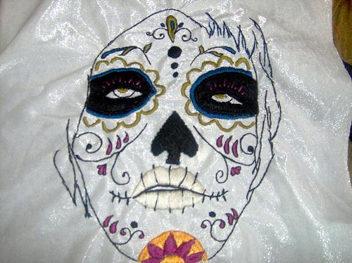 sugar skull | by rustyfern