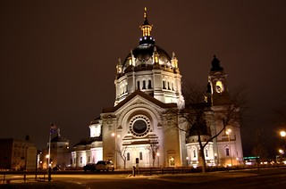 St. Paul Cathedral at Night | by conner.mccall