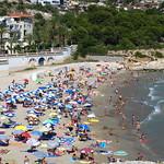 Playa Aiguadolç, Sitges