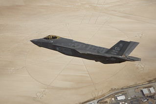 Second F-35A Production Jet Arrives at Edwards AFB | by Lockheed Martin