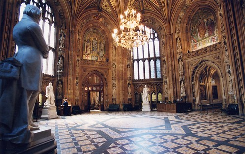 Central Lobby (landscape) | by UK Parliament
