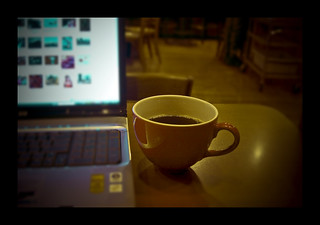 Flickr and a cup of Joe | by IOWAPILOT