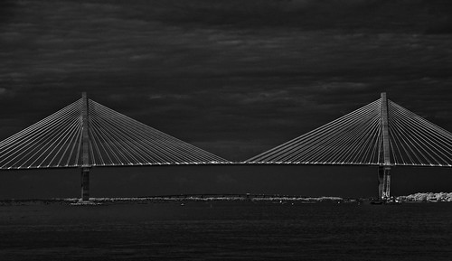 Charleston Bridge IR | by J e n s