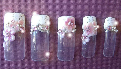 3d Nail Art Design By Nailasilove 3d Nail Art Design B Flickr