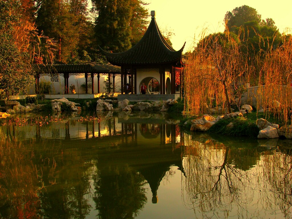 Chinese Garden at Huntington Library | In tribute to world t… | Flickr