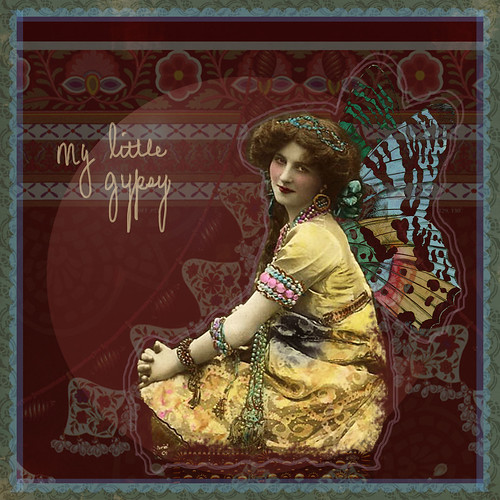 My Little Gypsy | by queen bee you see