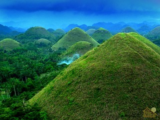Chocolate Hills - F0044 | by TheHouseKeeper