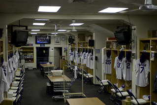 Cubs clubhouse | by Phil Romans