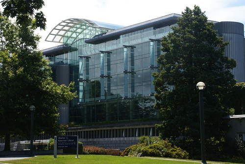 UBC Library | by dbaron