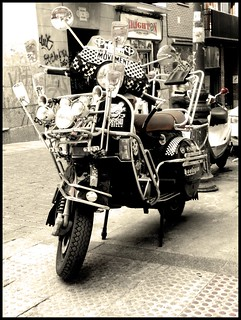 Quadrophenia?! in Madrid | by salparadise666