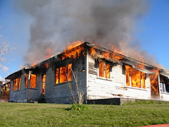 House Fire Training - Te Horo | by 111 Emergency
