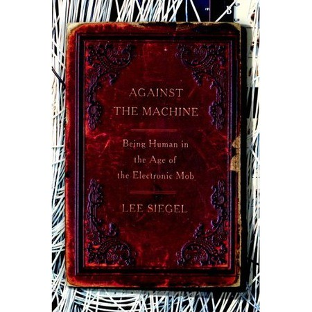 Siegel Against the Machine book cover | by Adam_Thierer