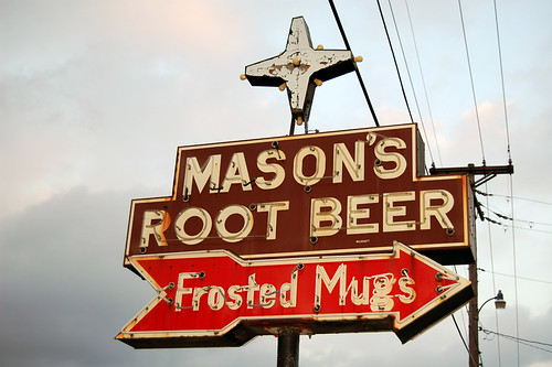 Mason's Root Beer | by loungelistener