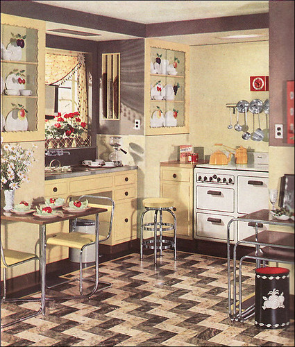 1930s Interiors | Flickr