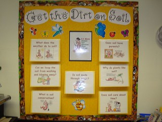 Get the Dirt on Soil Bulletin Board | by bk2400