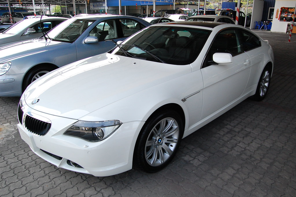 Bmw 630i 2005 This Is A Unregistered Unit 2005 It Comes Flickr