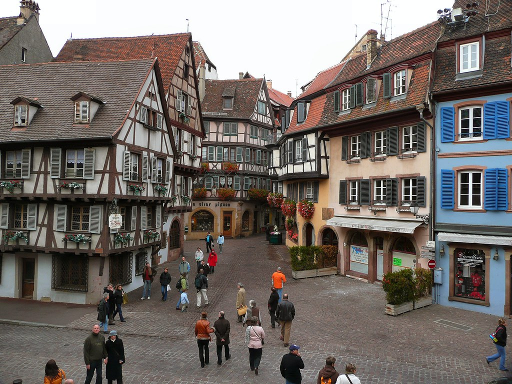 Image result for Colmar, France