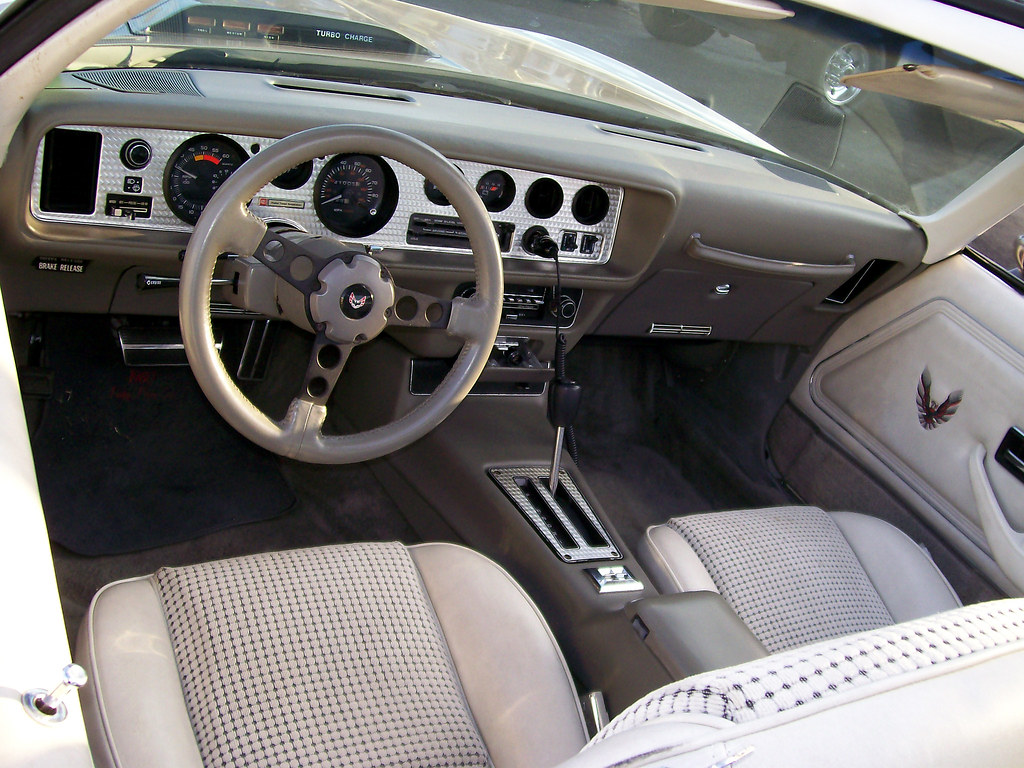 ... Turbo Trans Am Interior | By Mark_potter_2000. U0027