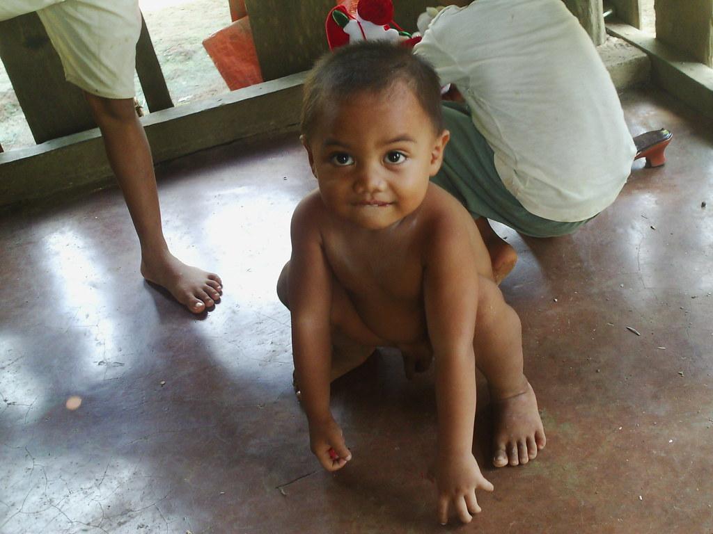 child naked  ... naked child   by Ruffa reyes Solano