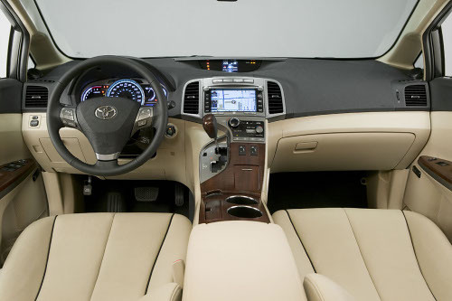 Superb Toyota Venza Interior | By Jogja Toyota Venza Interior | By Jogja Awesome Design