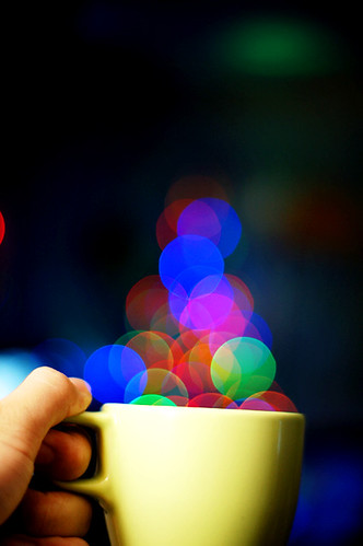 A Cup of Bokeh, please? | by Shermeee