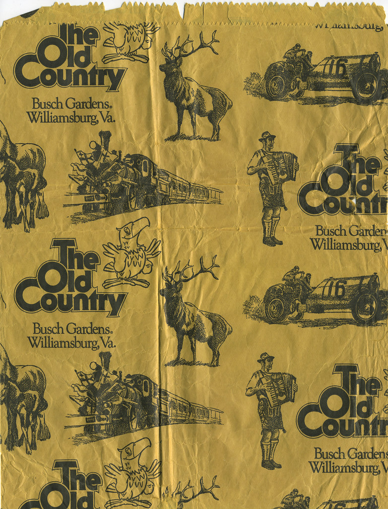 The Old Country - Busch Gardens - Williamsburg, Virginia -… | Flickr