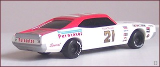 1/43rd scale 1971 David Pearson Mercury Cyclone (by Legends of Racing) | by *hajee
