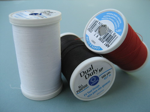 New Coats Brand Polyester Thread XP | by Stitch Lab in Austin, Texas
