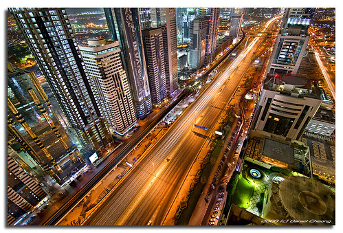 The Veins Of Dubai #1 | by DanielKHC