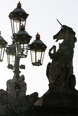 Lamp and Unicorn | by panopticon