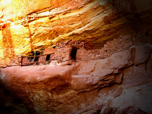 Banister Ruin - via Collins Canyon | by Red Dirt Dawg