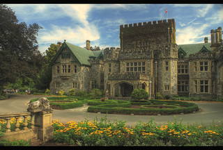 Hatley Castle HDR | by Brandon Godfrey