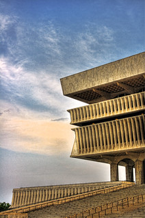 Albany N.Y. - Empire State Plaza - Cultural Education Center 02 | by Daniel Mennerich