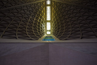 cathedral of st. mary of the assumption - ceiling | by protographer23