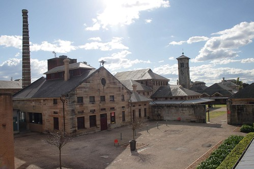 Callan Park  Former Mental hospital - college of arts | by Val in Sydney