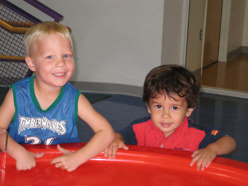 Alex his buddy