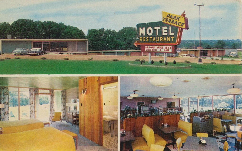Park Terrace Motel and Restaurant - Fulton, Kentucky