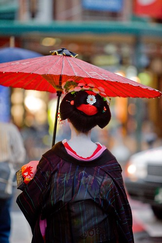 Maiko, Kyoto | by Paul Cowell
