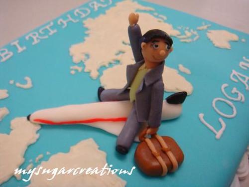 World map cake my sugar creations flickr world map cake by my sugar creations gumiabroncs Images