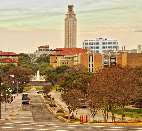 University of Texas at Austin - evening | by Kumar Appaiah
