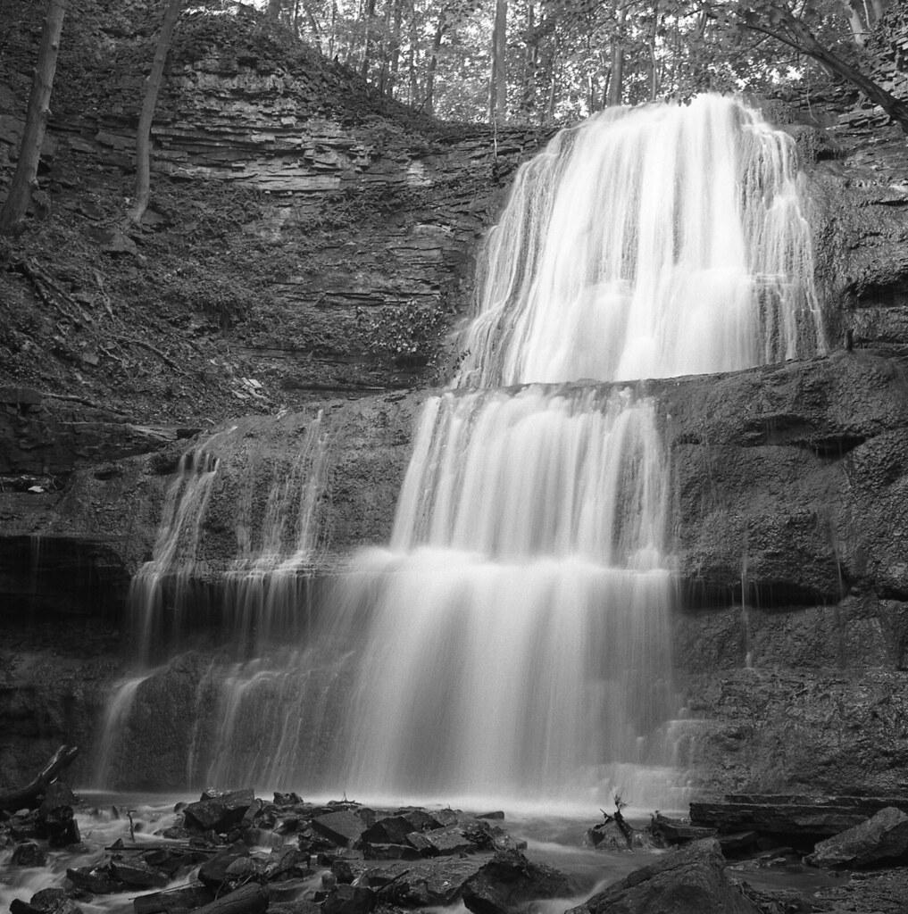 Sherman Falls 2011