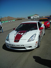 Supedup Celica Danny McKeevers FastLane Racing School Ou Flickr - Suped up