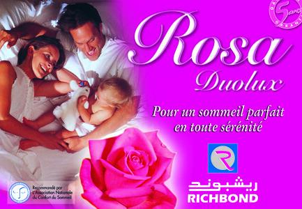 Rosa Matelas Richbond Le Plus Vendu Au Maroc Richbond Mesidor Flickr
