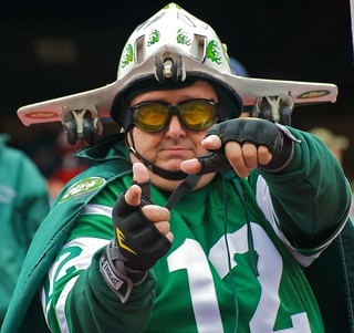 Jets-Dolphin game, Nov 2009 - 002 | by Ed Yourdon